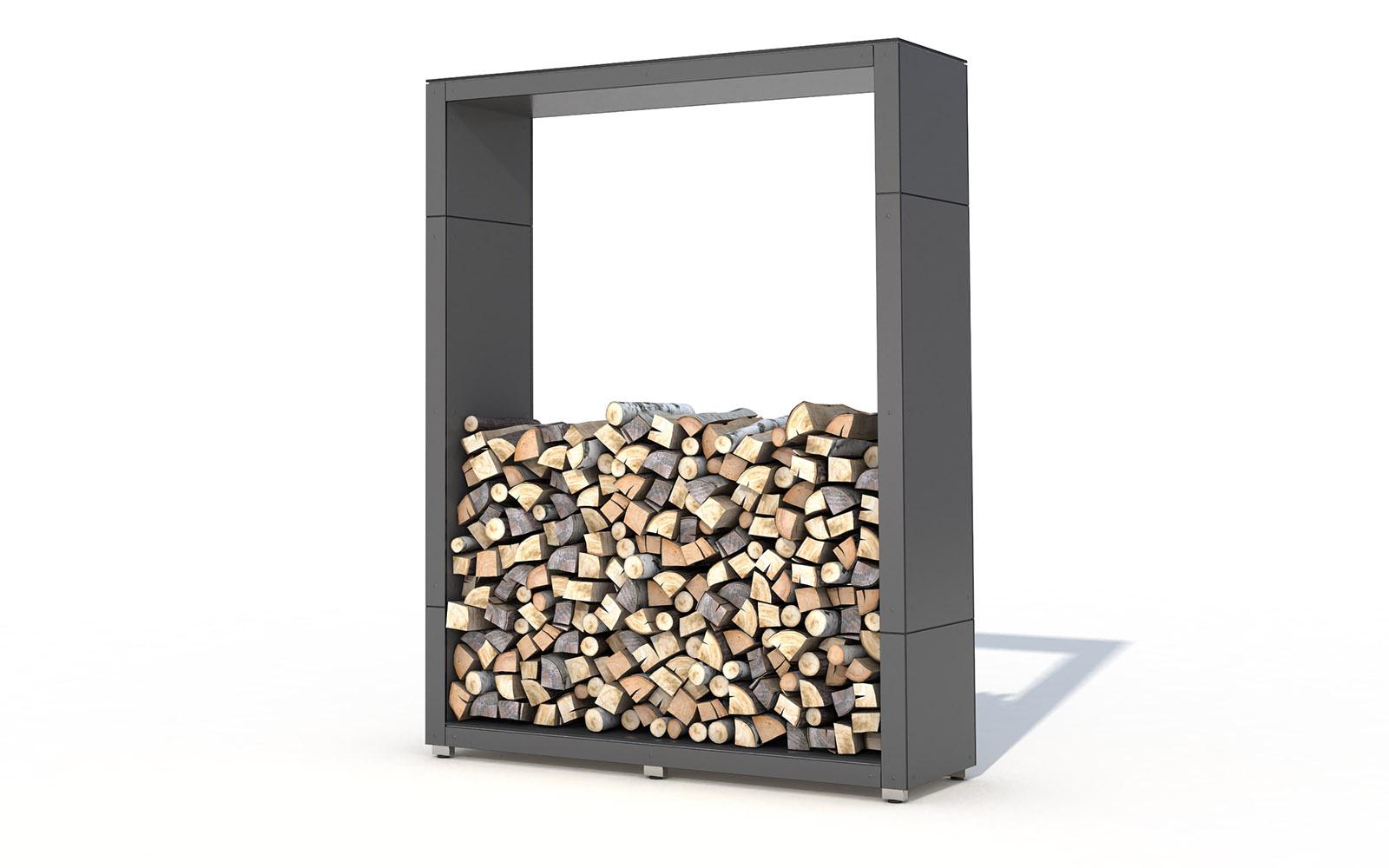Holzlager Loki